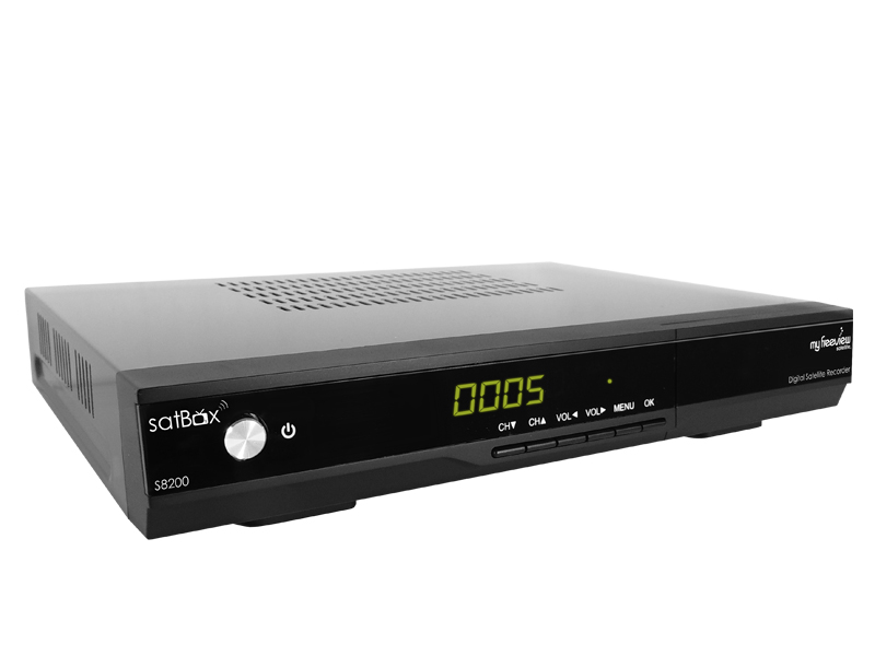 Dish TV SatBox S8200 or S8300 - Freeview